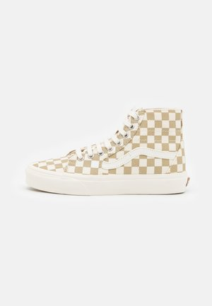 SK8 TAPERED - High-top trainers - cornstalk/natural