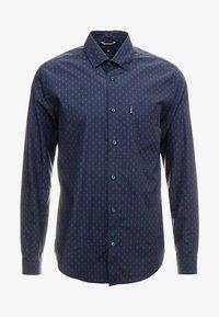 Ben Sherman - GEO PRINT SHIRT - Overhemd - navy - 4