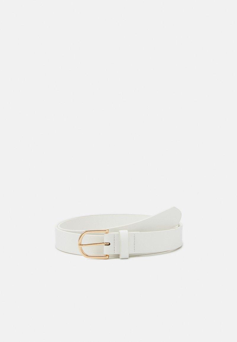 Anna Field - Belt - white