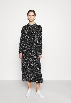 TANISA - Shirt dress - black