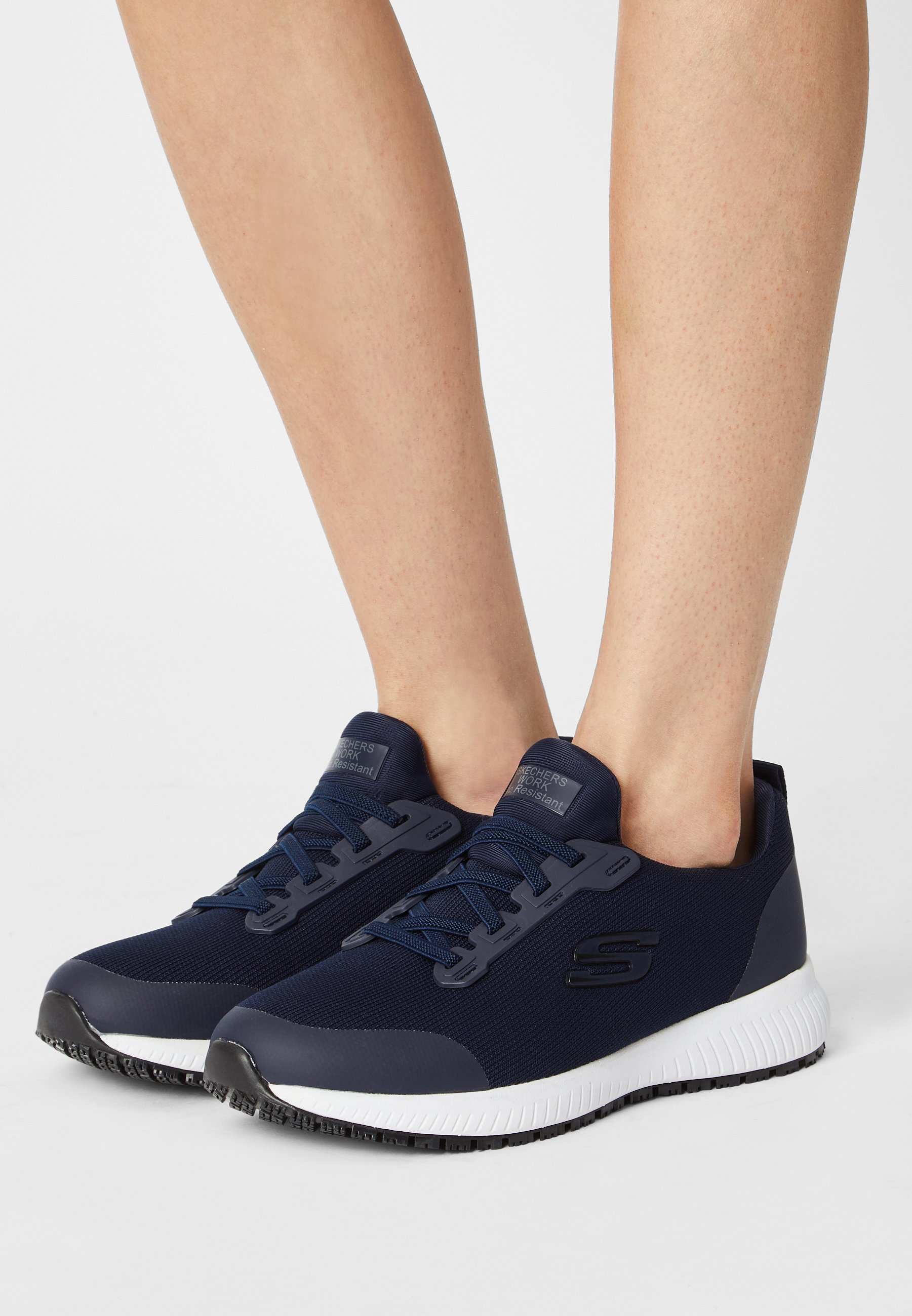 Women SQUAD  - Trainers - navy