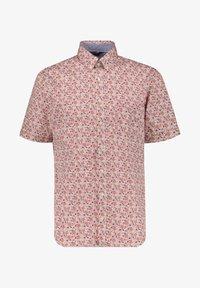 BRAX - STYLE DAN - Shirt - bordeaux - 0