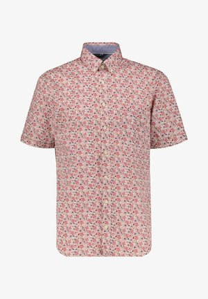 STYLE DAN - Shirt - bordeaux