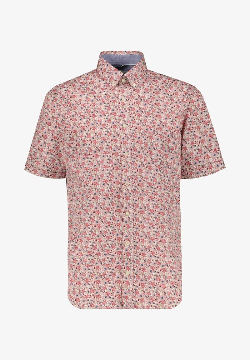 BRAX - STYLE DAN - Shirt - bordeaux