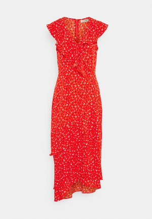 EXCLUSIVE DRESS - Korte jurk - red