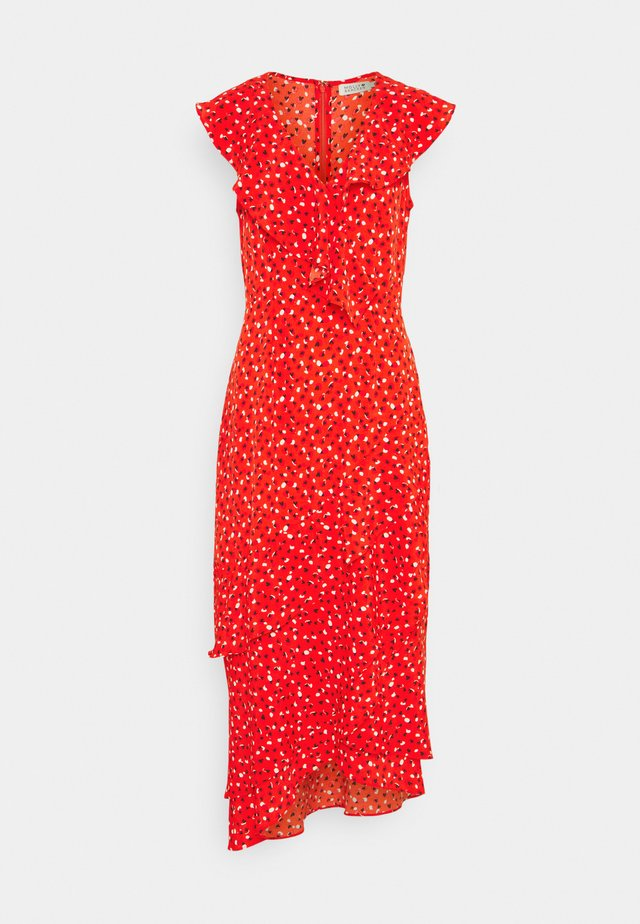 EXCLUSIVE DRESS - Vestito estivo - red