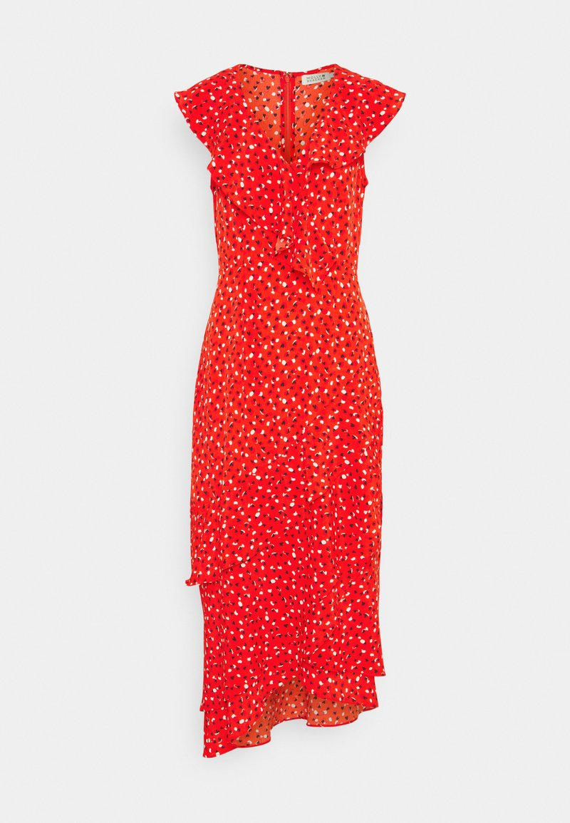 Molly Bracken - EXCLUSIVE DRESS - Day dress - red