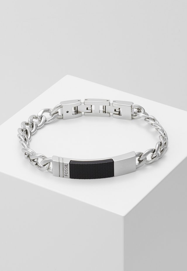 DRESS - Bracelet - silver-coloured