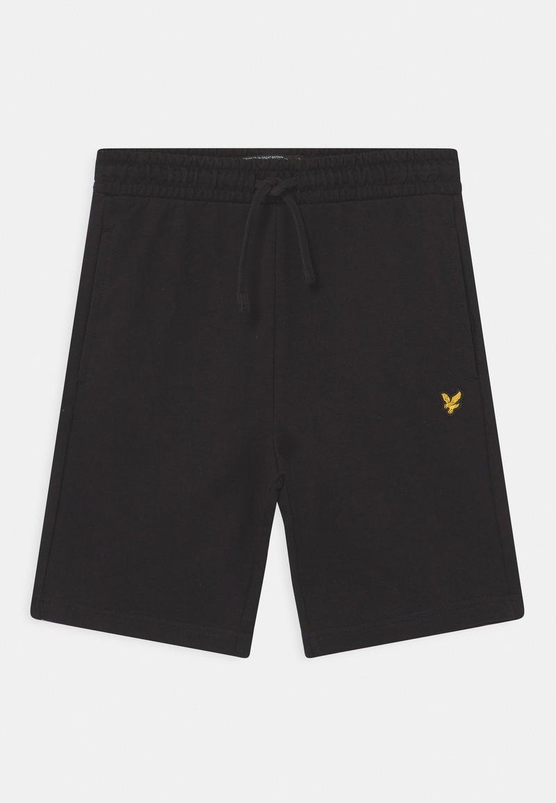 Lyle & Scott - CLASSIC  - Shorts - true black