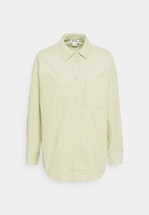 CONNY  SHIRT - Chemisier - green solid