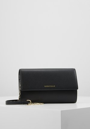 LOGO WALLET ON CHAIN - Lommebok - nero