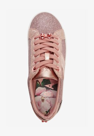 Trainers - rose gold-coloured