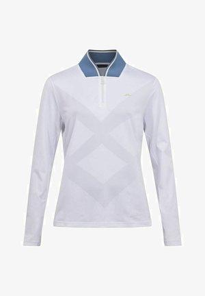 LEONA MID LAYER - Sweatshirt - white