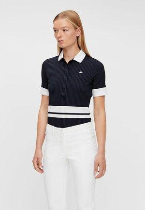 JLI NINA - Polo shirt - jl navy
