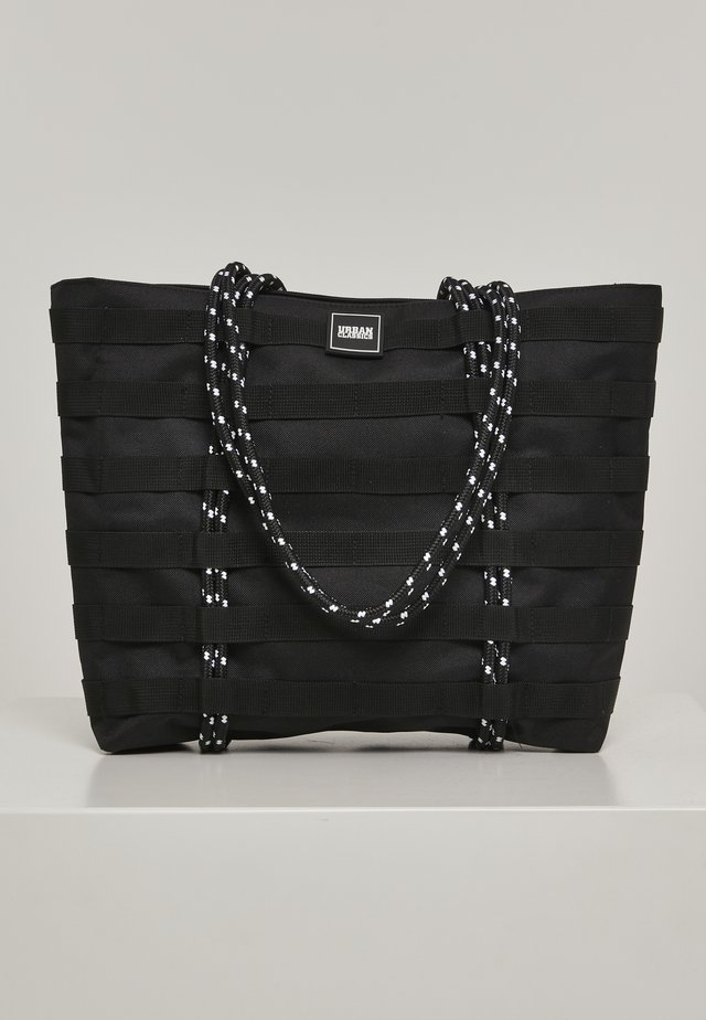 URBAN CLASSICS ACCESSOIRES WORKER SHOPPER BAG - Shopper - black