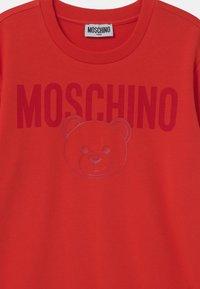 MOSCHINO - UNISEX - Sweatshirt - poppy red - 2