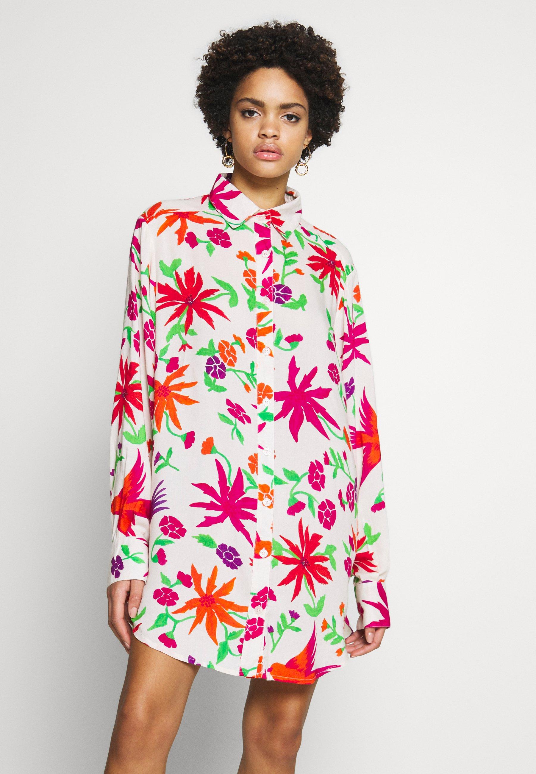 High-Quality Cheap Women's Clothing Stieglitz ADRIANA Button-down blouse pink 5M9RUEfrb