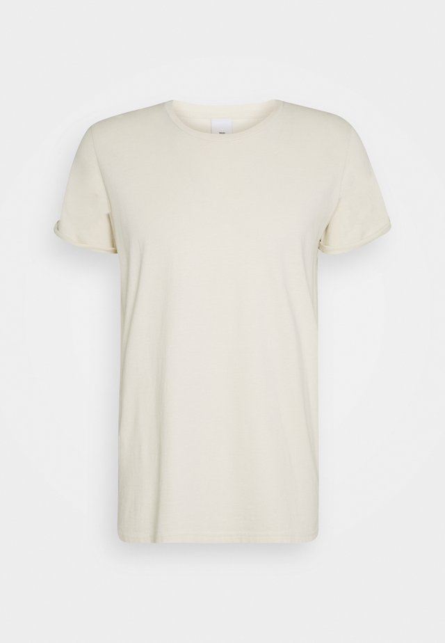 ZACH - Basic T-shirt - white