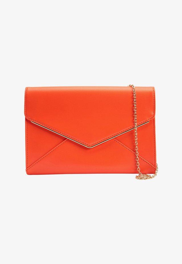 Clutch - orange