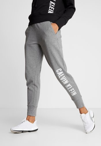 PANTS - Pantalon de survêtement - grey