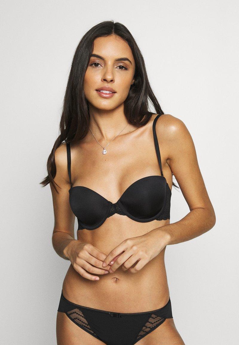 DKNY Intimates - STRAPLESS BRA - Multiway / Strapless bra - black
