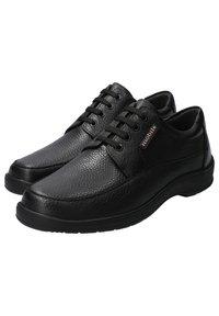 Mobils Ergonomic - SCHUHE EZARD - Casual lace-ups - black - 2