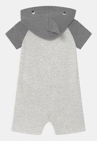 Carter's - SHARK - Jumpsuit - grey - 1