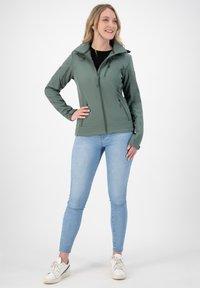 Kjelvik - Light jacket - green - 1
