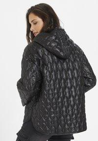 Kaffe - KAMINA - Winter jacket - black deep - 1