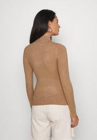 Even&Odd - Pullover - camel - 2