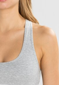 Tommy Hilfiger - BRALETTE ICONIC - Bustier - grey - 4