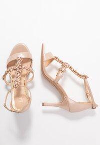 Lulipa London - DAISY - High heeled sandals - light metallic - 3