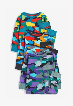 3 PACK  - Pyjama - blue