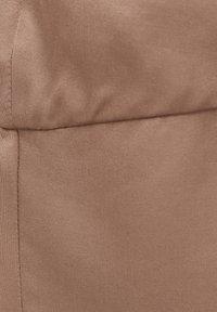 PULL&BEAR - Vestito estivo - mottled light brown - 5