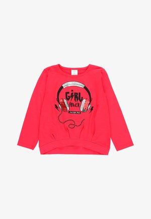 Pitkähihainen paita - ruby red