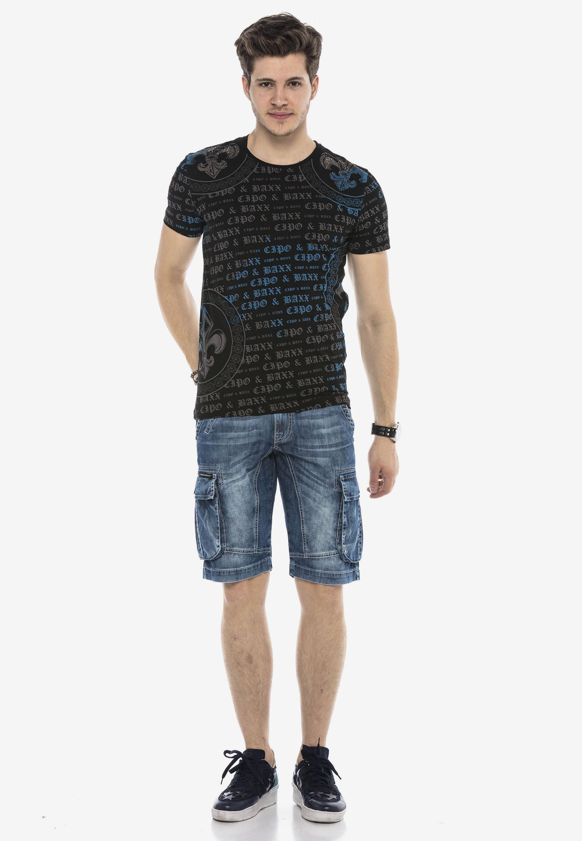 Herren ELOY - Jeans Shorts