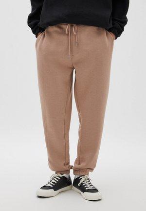 WEICHE - Pantaloni sportivi - light brown