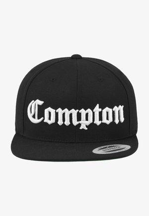 COMPTON - Cap - black