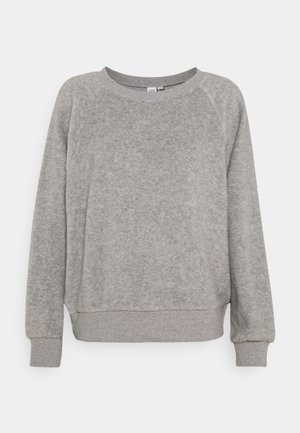 RAGLAN - Felpa - light heather grey