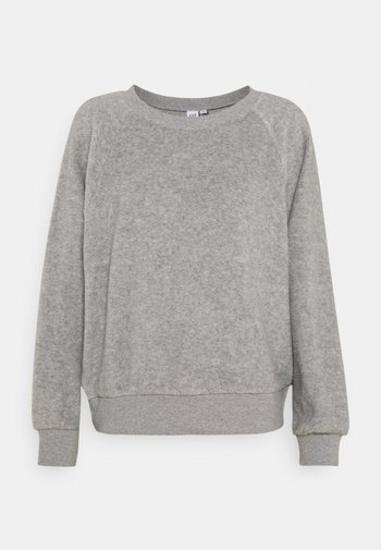 RAGLAN - Sweatshirt - light heather grey