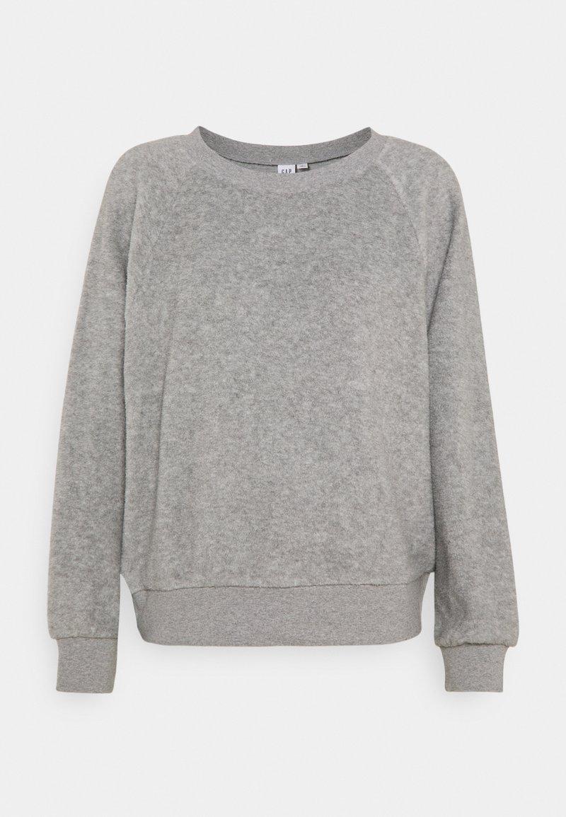 GAP - RAGLAN - Sweatshirt - light heather grey