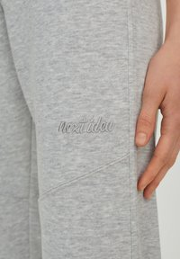 PULL&BEAR - Tracksuit bottoms - grey - 4