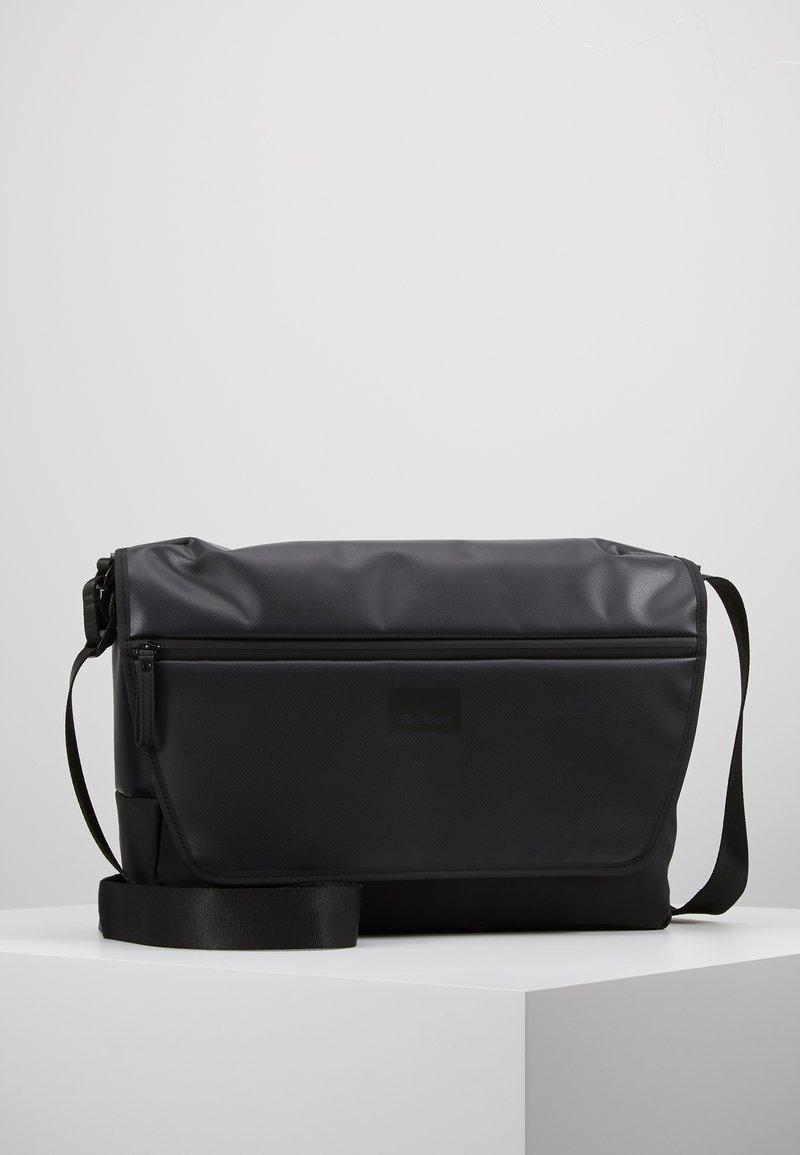 Strellson - STOCKWELL MESSENGER  - Across body bag - black