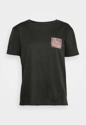 DIAMOND LEGACY - Print T-shirt - off black