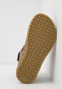 Birkenstock - PORTO - High-top trainers - brown - 5
