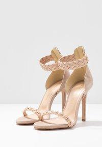 Trussardi Jeans - Korolliset sandaalit - rose - 4