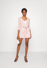 Vero Moda - VMEVA  - Shorts - sepia rose - 1