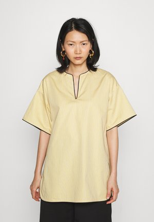 BUDDY STRIPE TUNIC - Bluser - yellow