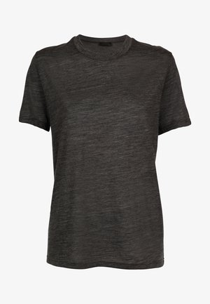 RELAXED - T-shirt - bas - grey melange