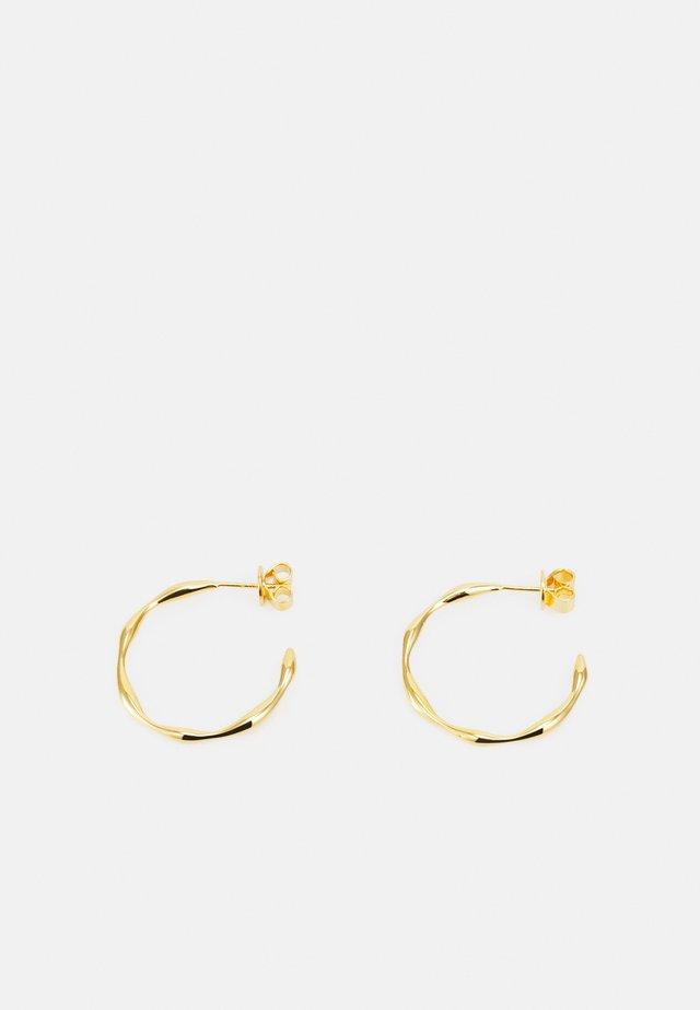 VANILLA - Boucles d'oreilles - gold-coloured